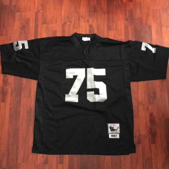 newest 3aa72 6ca48 Howie Long Throwback Jersey